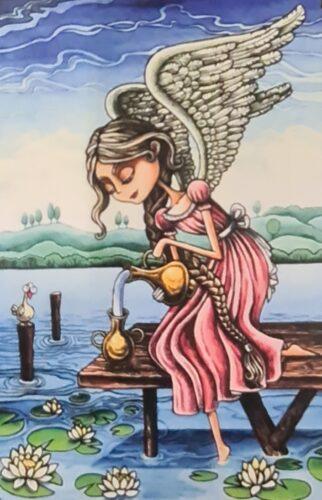 Магическая защита, ангел хранитель