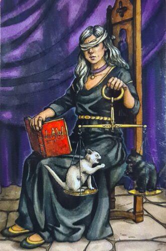 Магический бумеранг, расчёт за чёрную магию